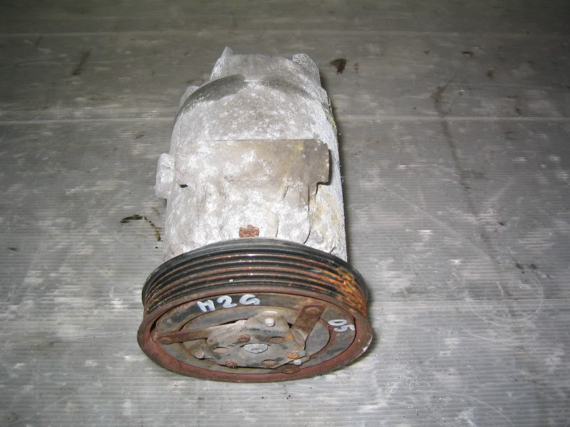 Megane II grandtour   kompresor klimatizace