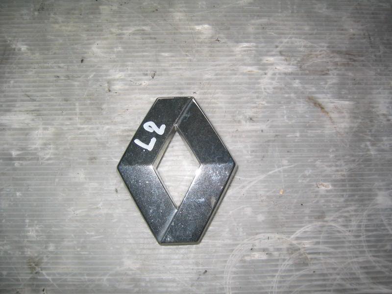Laguna II  01-07 | znak přední kapoty