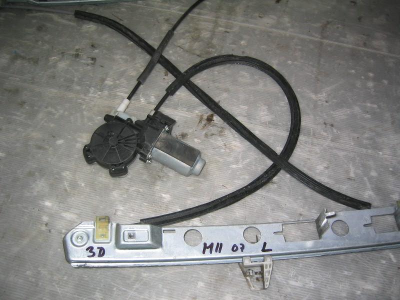 Megane II  02-08 | elektrická stahovačka okna L pro 3dv verzi