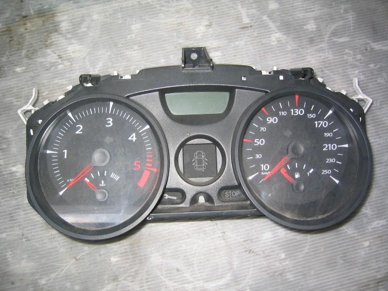 Megane II  02-08 | přístrojový štít-přístrojkovka