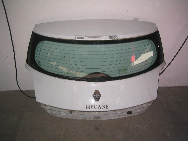 Megane II  02-08 | dveře kufr včetně skla