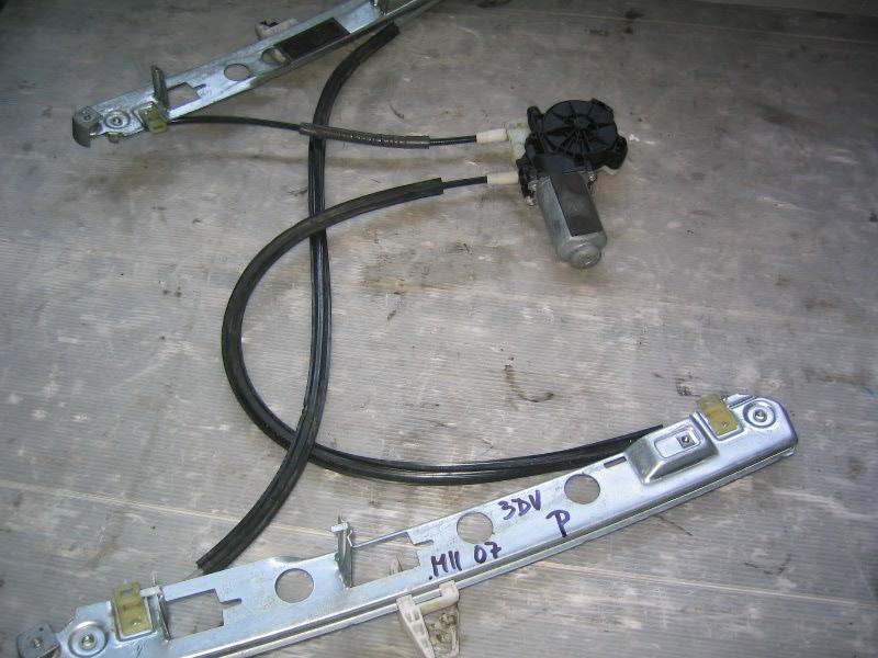 Megane II  02-08 | elektrické stahování okna P pro 3dv verzi