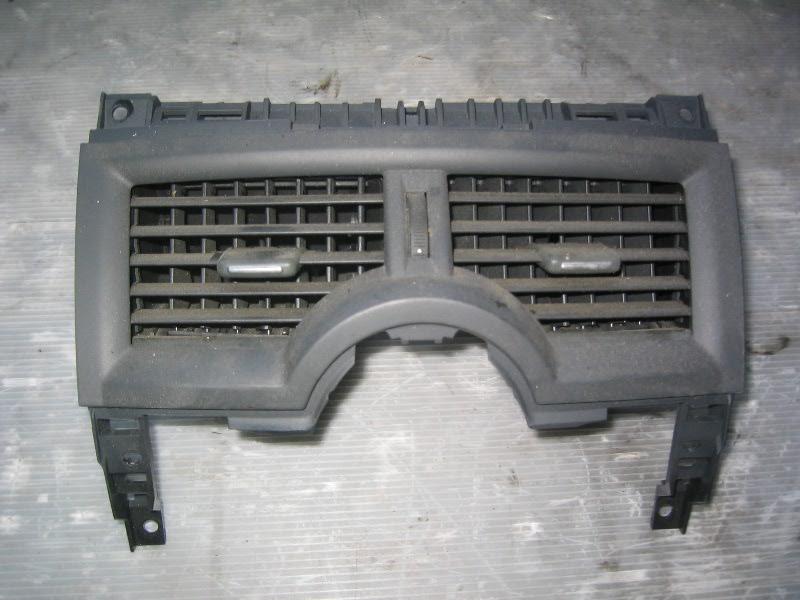 Megane II  02-08 | výdechy topení palubní desky střed