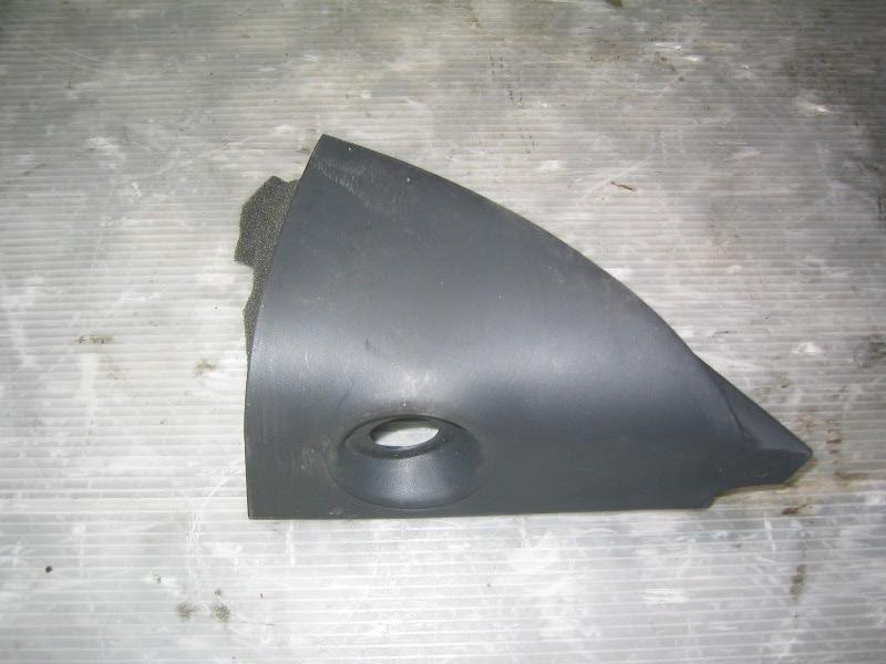 Megane II  02-08 | vntřní kryt zrcátka P