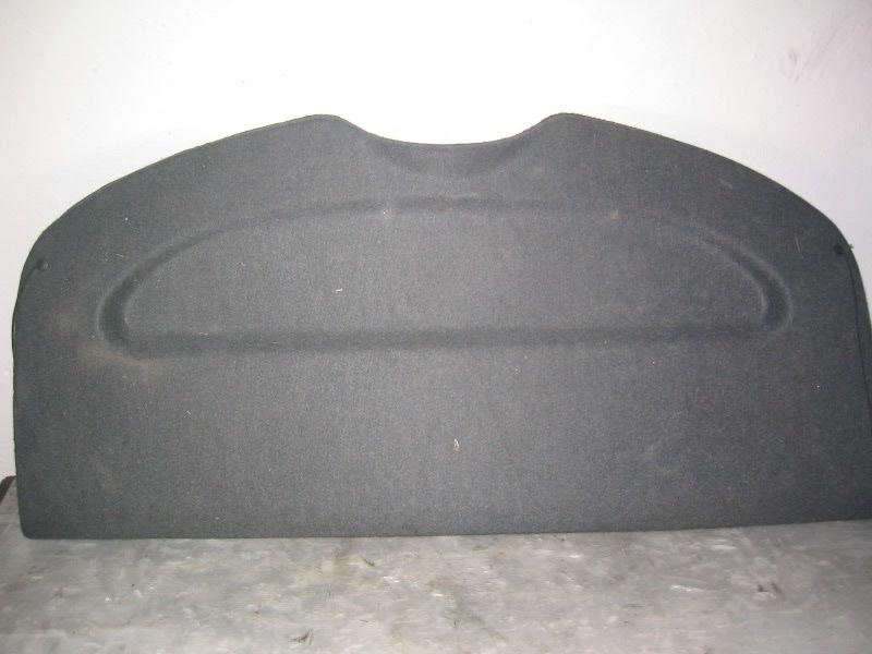 Megane II  02-08 | plato kufru