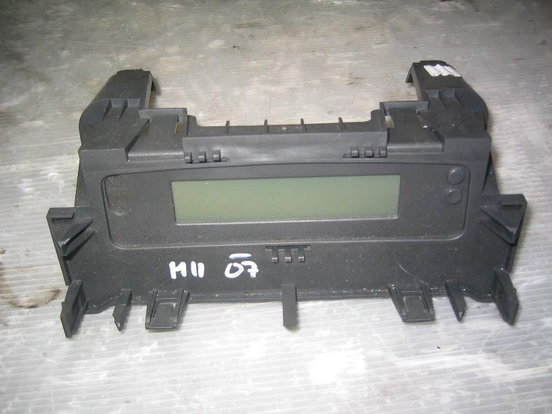 Megane II  02-08 | display