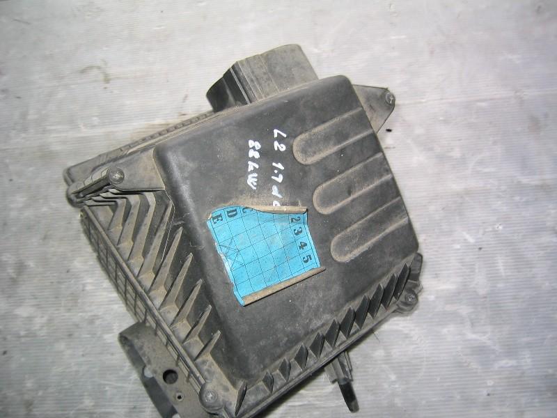 Laguna II  01-07 | obal vzduchového filtru