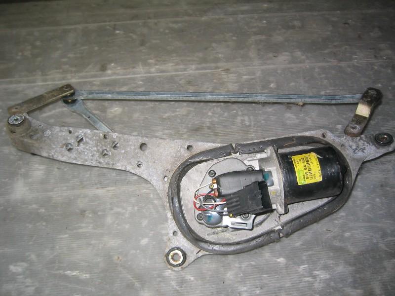 Laguna II  01-07 | motorek stěračů s přepákováním