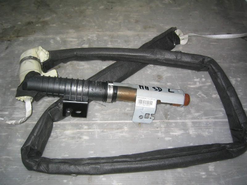Megane II  02-08 | stropní airbag L pro 3dv verzi