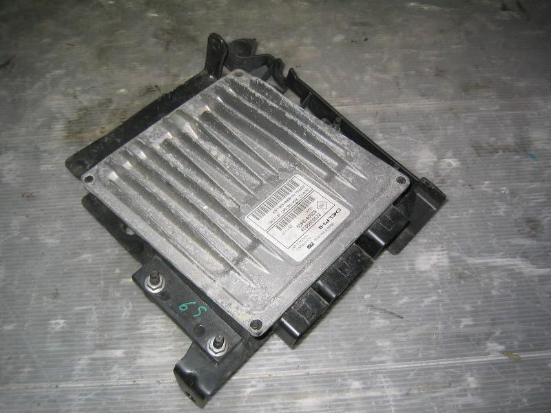 Megane II  02-08 | řídící jednotka motoru pro 1,5dCi