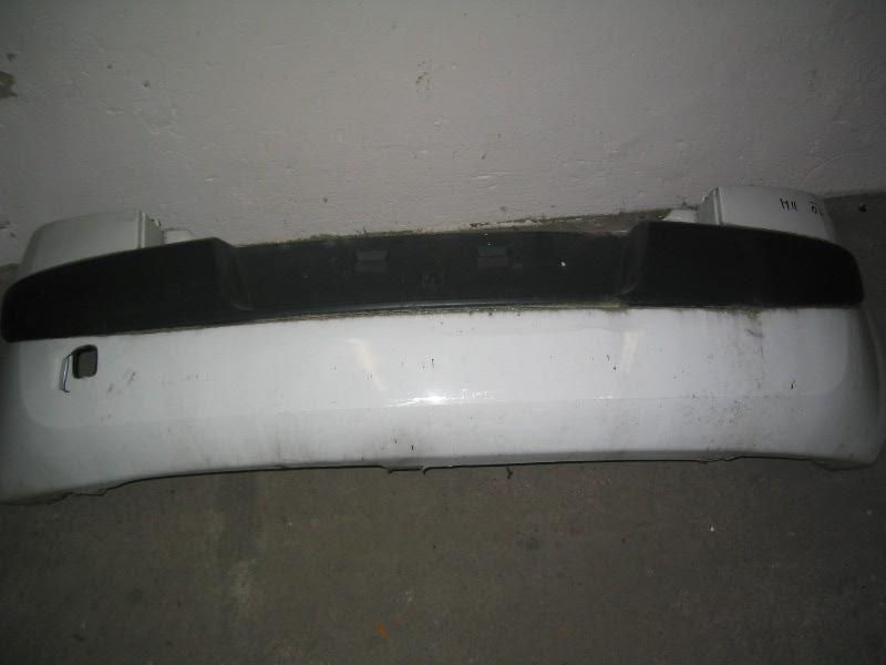 Megane II  02-08 | nározník zadní facelift 07