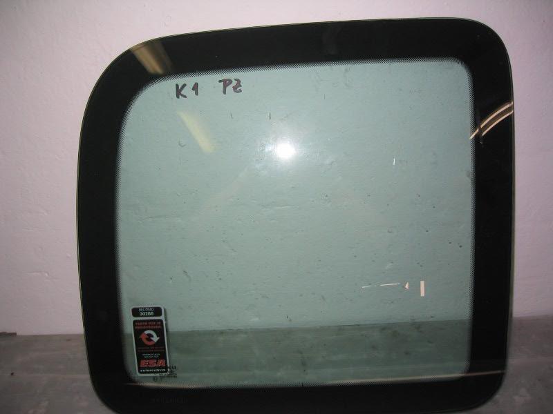 Kangoo  98- | sklo boční PZ