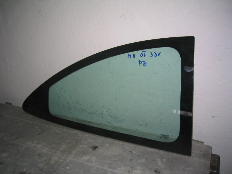 Megane II  02-08 | sklo PZ pro 3dv verzi