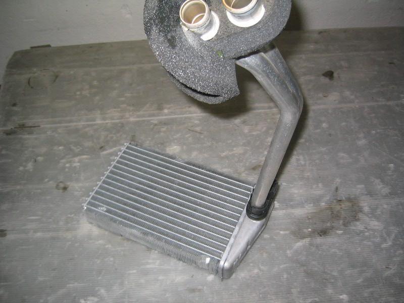 Megane II  02-08 | radiátor topení