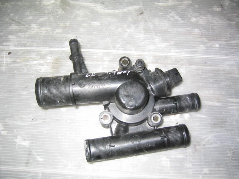 Laguna II  01-07 | rozvod vody s čidlem a ventilem
