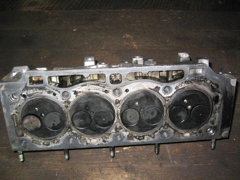 Laguna II  01-07 | hlava motoru 1,9dCi 88kW