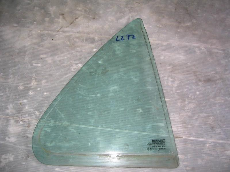 Laguna II  01-07 | sklo dveří PZ pevné