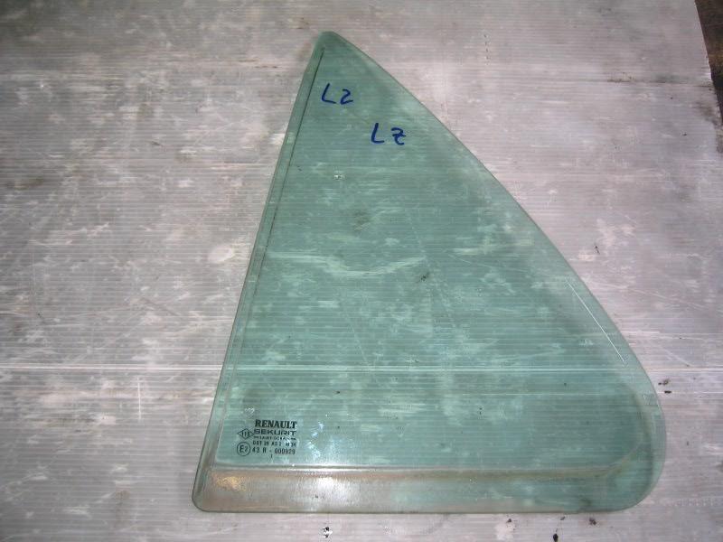 Laguna II  01-07 | sklo dveří LZ pevné