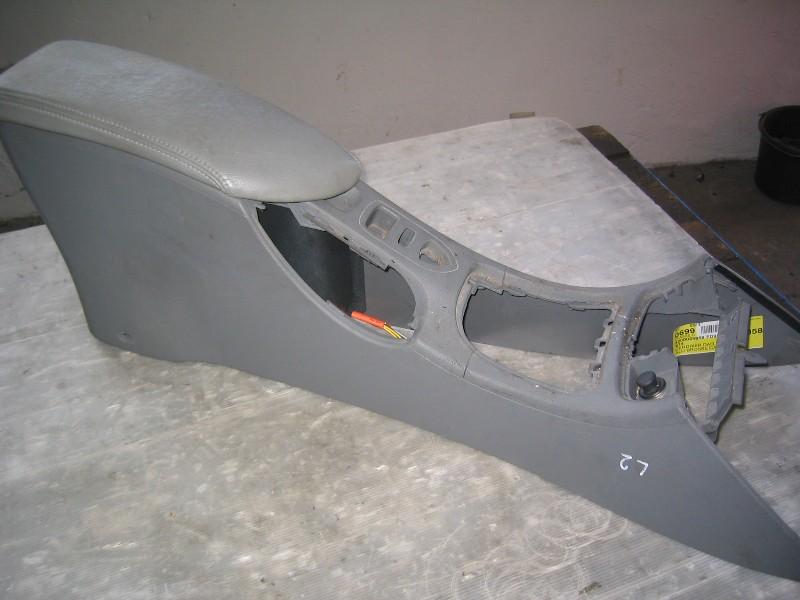 Laguna II  01-07 | středový tunel s loketní opěrkou