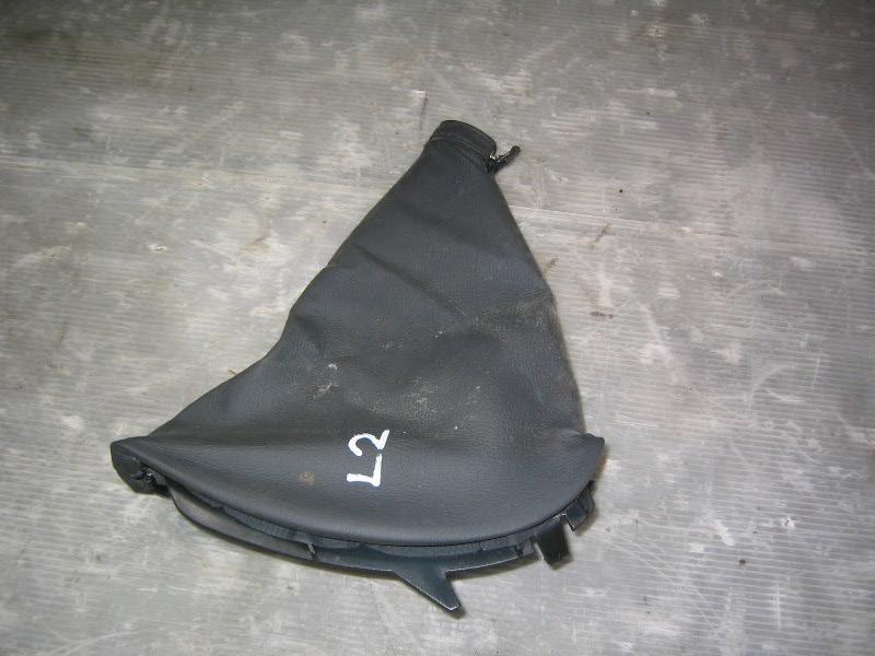 Laguna II  01-07 | manžeta ruční brzdy